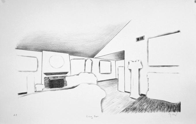 Living Room Litho