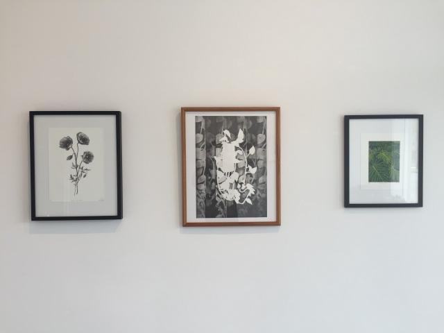 recent work exhibition